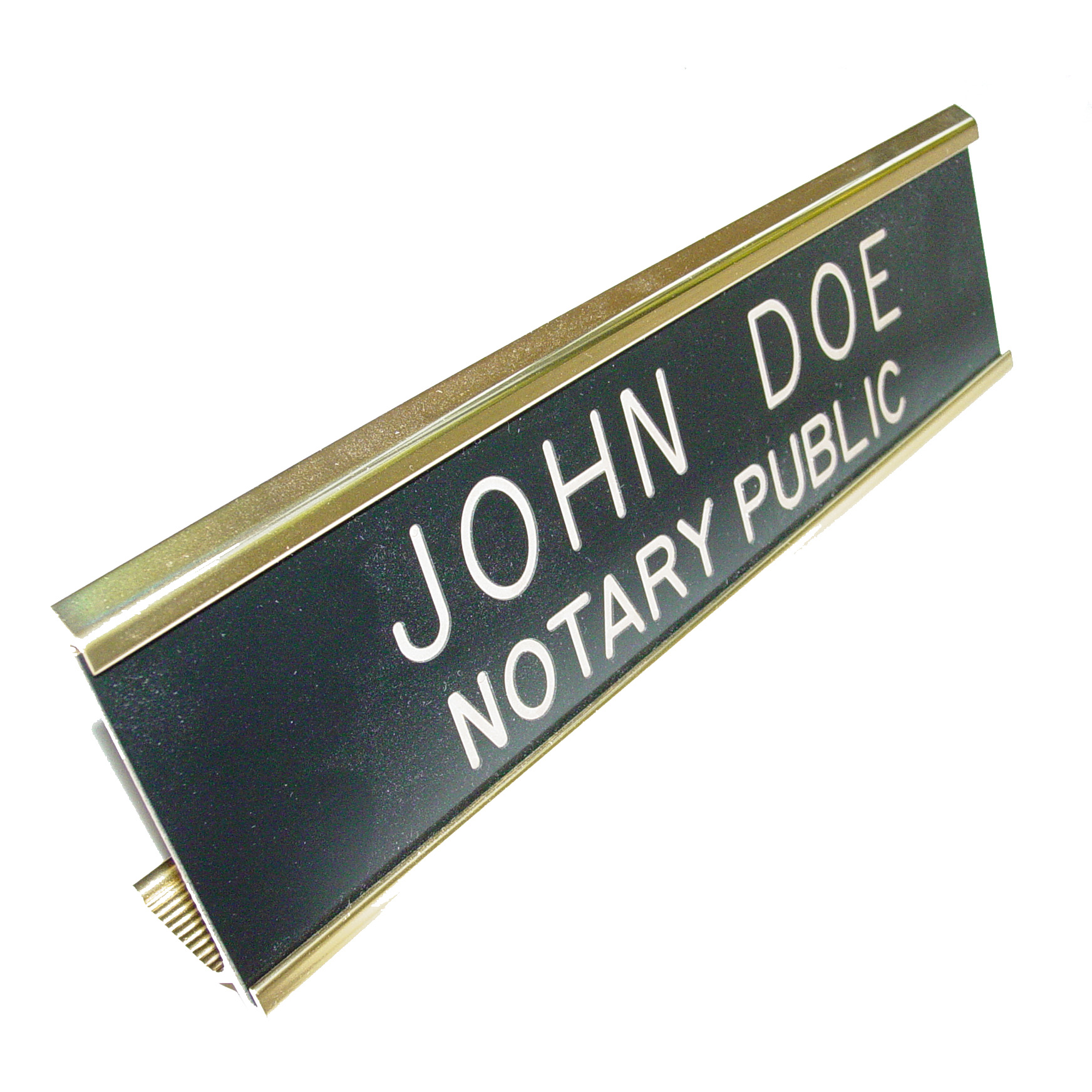 Arizona Notary Desk Sign