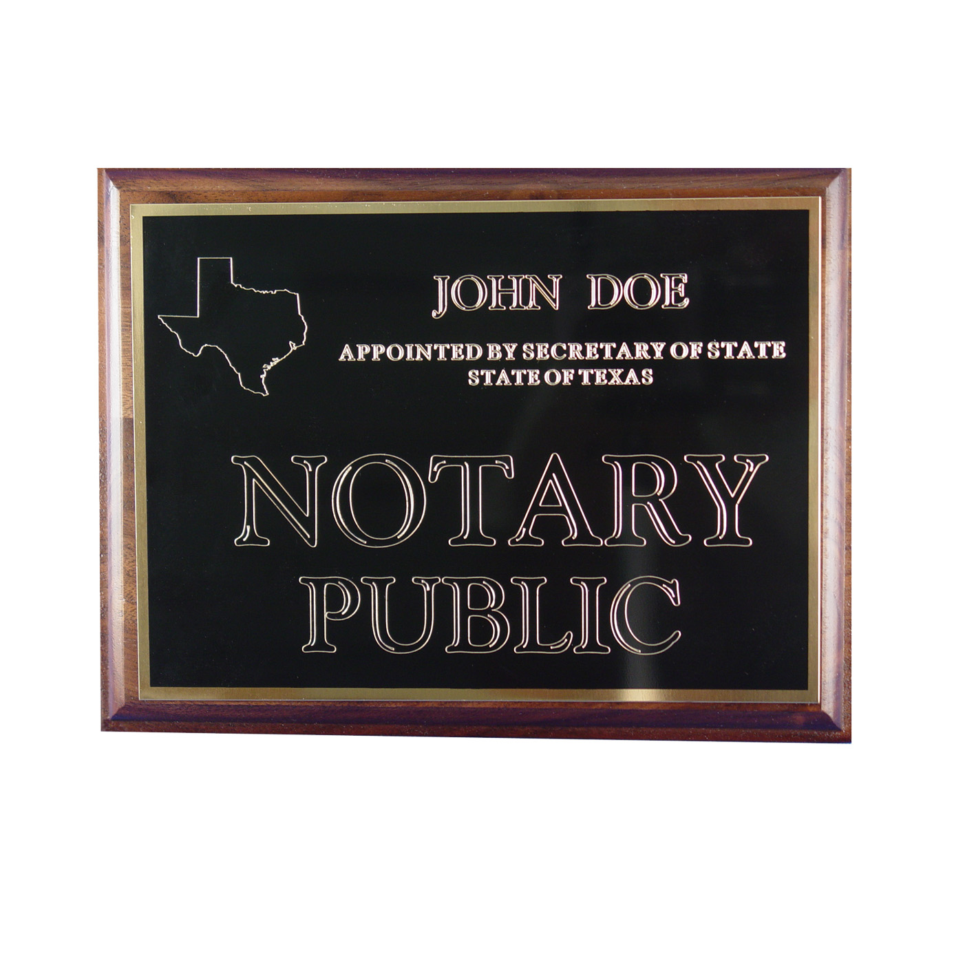 Arizona Notary Wall Sign